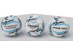 Sponsor our Netballs!