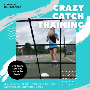 Crazy Catch Training